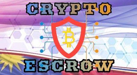 secure crypto escro
